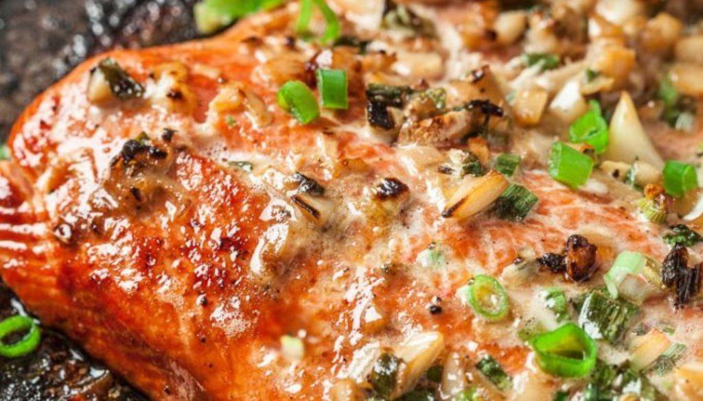Asian Baked Salmon Recipe