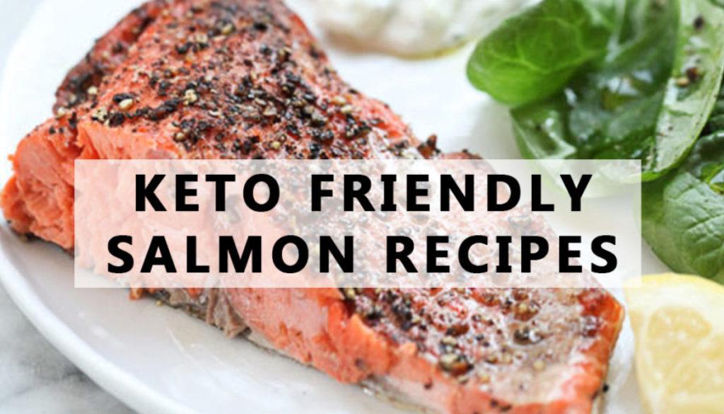 7 keto salmon recipes